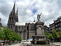 Cathédrale de Clermont-Ferrand (France)