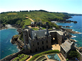 Fort La Latte, en Bretagne (France)