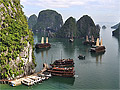 Baie d'Ha Long (Vietnam)
